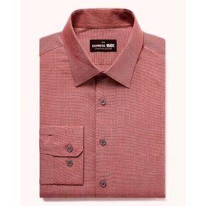 Express Extra Slim Stretch Cotton 1MX Shirt S